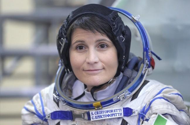 Samantha Cristoforetti, prima intervista dopo il rientro a Terra