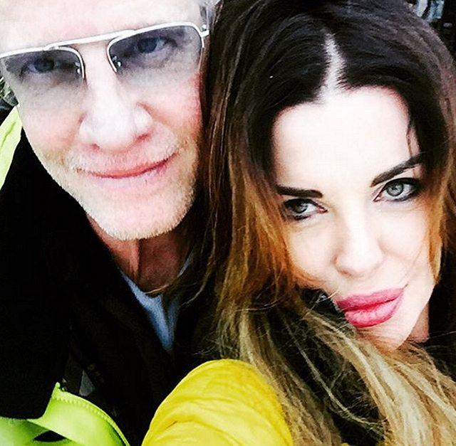 """Alba Parietti e Christopher Lambert, è addio dopo il ritorno di fiamma: """"Sono single. Ecco perchè ci siamo lasciati"""""""