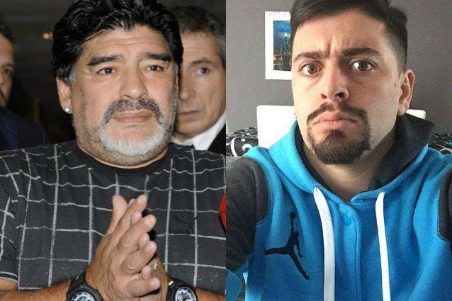 """Maradona-""""Diego-Armando-Maradona-Jr.-vuole-vedermi-morto-non-avrà-un-centesimo"""""""