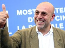 Italian film director Paolo Virzi' poses during a photocall for 'The Leisure Seeker' during the 74th Venice Film Festival in Venice, Italy, 03 September 2017. The movie is presented in the official competition 'Venezia 74' at the festival running from 30 August to 09 September 2017.  ANSA/CLAUDIO ONORATI